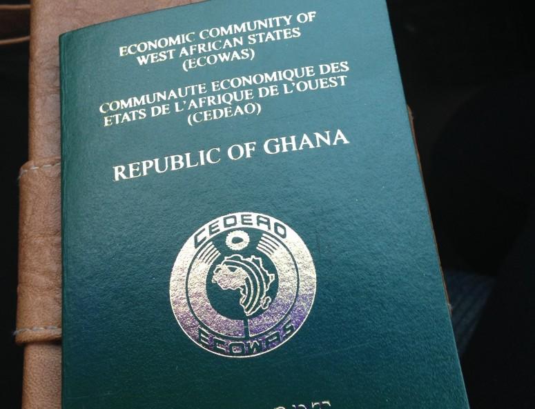 Ghana-Passport