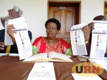 Preticked balot papers discovered in Uganda