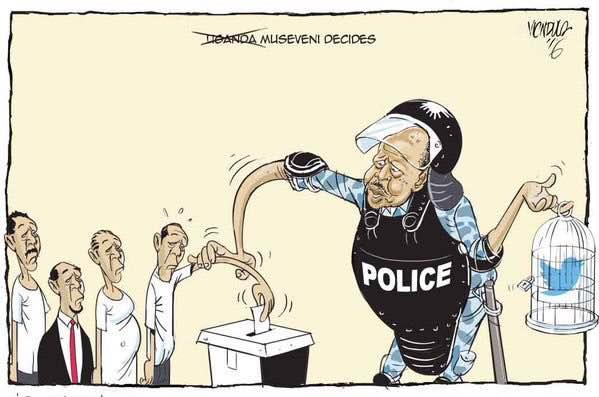 uganda decides